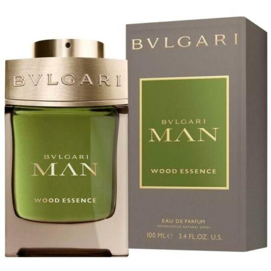 Bvlgari Man Wood Essence EDP 100ml  férfi parfüm