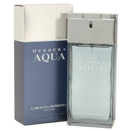 Carolina Herrera: Aqua Herrera férfi parfüm edt 100ml