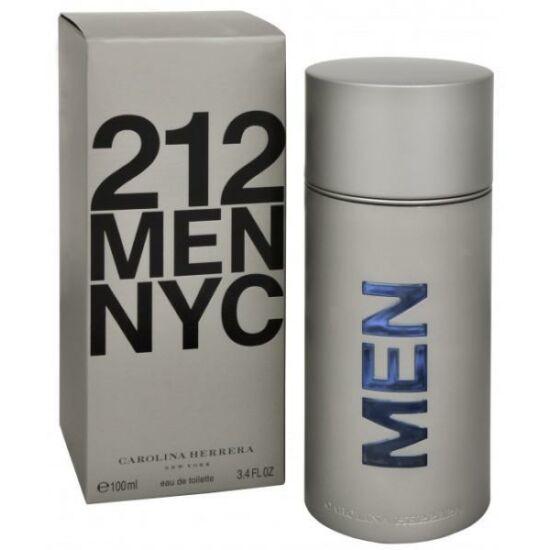 Carolina Herrera 212 Men NYC EDT 100ml férfi parfüm