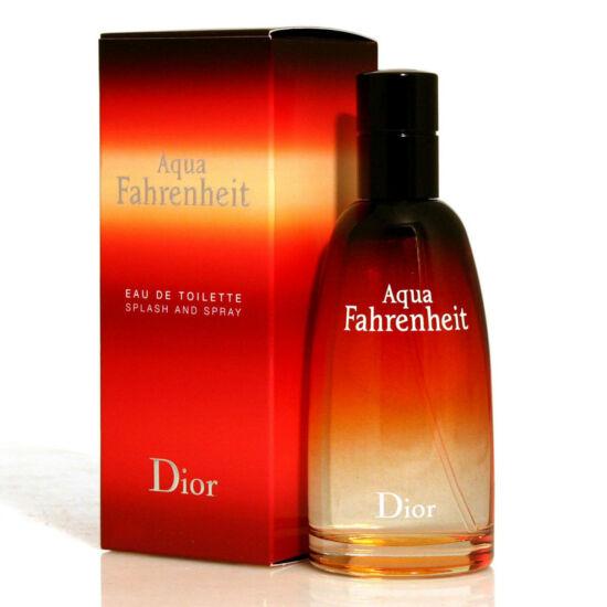 Dior Aqua Fahrenheit férfi parfüm edt 75ml