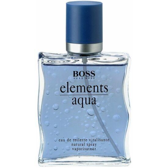 Hugo Boss Elements Aqua férfi parfüm edt 100ml teszter
