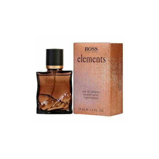 Hugo Boss Boss Elements  férfi parfüm edt 50ml