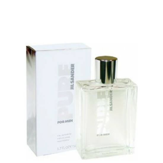 Jil Sander Pure for man férfi parfüm 100ml edt
