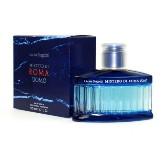 laura biagiotti mistero di roma uomo férfi parfüm edt 125ml teszter