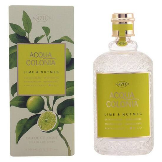 4711 Acqua Colonia - Lime & Nutmeg EDC 170ml női parfüm