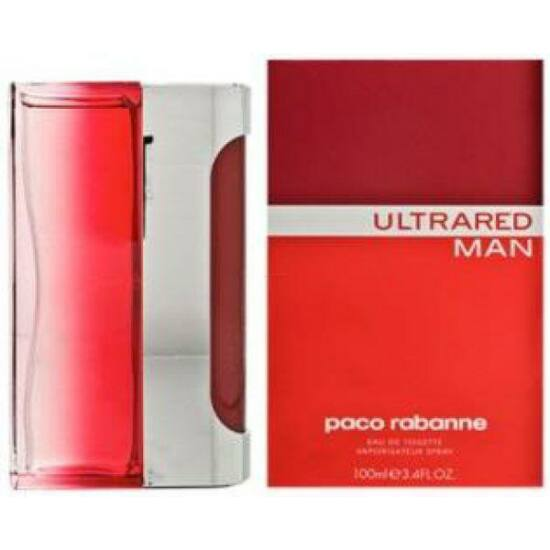 Paco Rabanne Ultrared Man EDT 100ml férfi parfüm