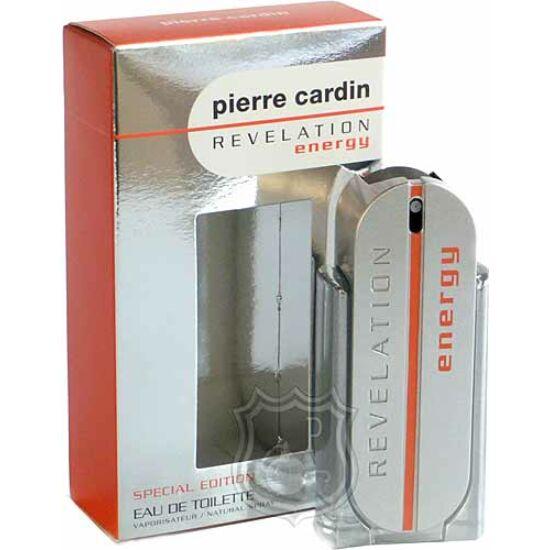 Pierre Cardin Revelation Energy férfi parfüm edt 30ml