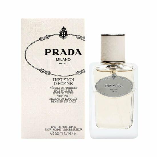 Prada Infusion D´ Homme férfi parfüm edt 50ml