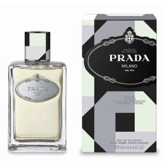 Prada Infusion de Vetiver EDT 50ml férfi parfüm