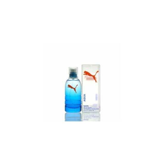 PUMA Aqua Man EDT 50ml férfi parfüm