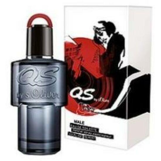 S.Oliver QS Male edt férfi parfüm 50ml teszter