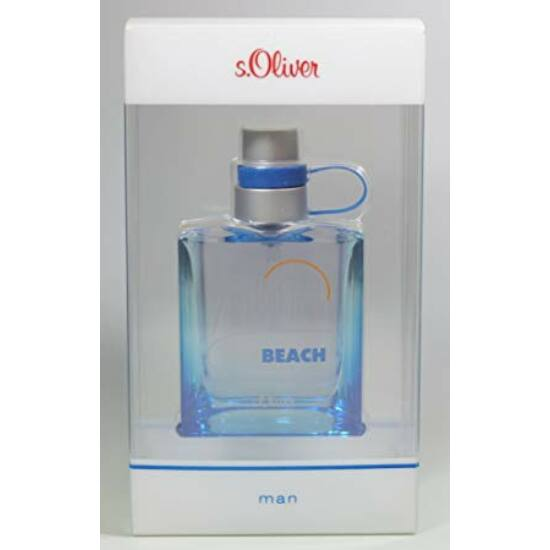 s oliver city beach for man edt 30ml férfi parfüm