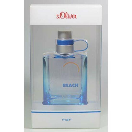 s oliver city beach for man edt 30ml férfi parfüm