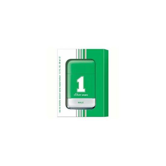 S.Oliver Sports 1 Male férfi parfüm edt 30ml