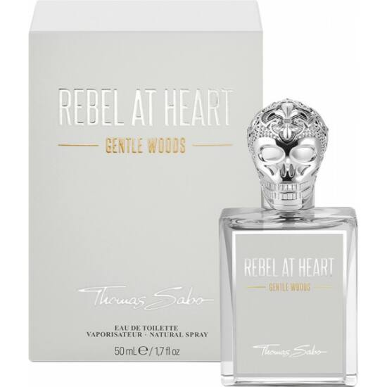 Thomas Sabo Rebel at Heart Gentle Woods férfi parfüm edt 50ml
