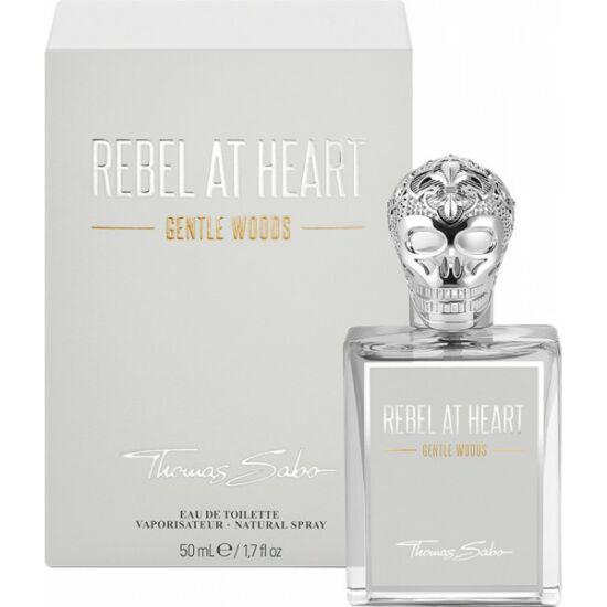 Thomas Sabo Rebel at Heart Gentle Woods férfi parfüm edt 50ml