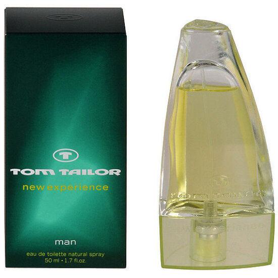Tom tailor New Experience for man férfi parfüm 50ml edt