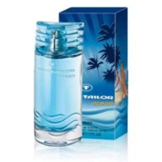 Tom tailor Ocean  Man  férfi parfüm edt 50ml