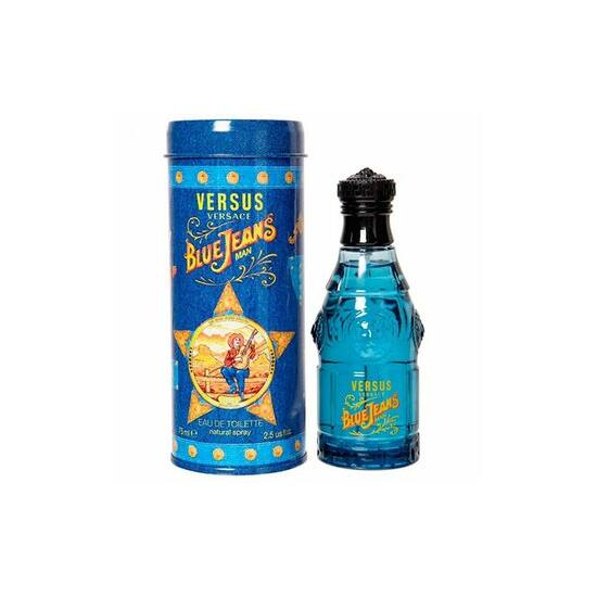 Versace Blue Jeans férfi parfüm 75ml edt