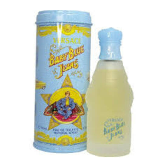 versace baby blue jeans férfi parfüm 50ml edt