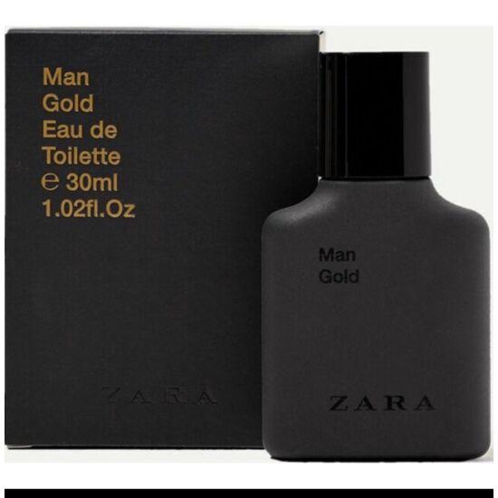 Zara Man Gold férfi parfüm edt 30ml