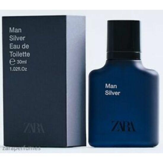 Zara Man Silver férfi aprfüm edt 30ml