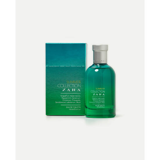 Zara Summer Collection pour homme edt 100ml