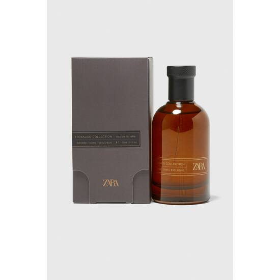 zara tobacco Collection Intense  100ml edt férfi parfüm