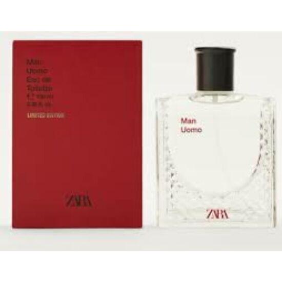Zara Man uomo Limited edition férfi parfüm edt 100ml