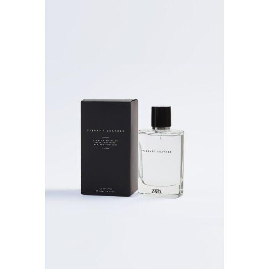 zara vibrant leather for him férfi parfüm edp 100ml