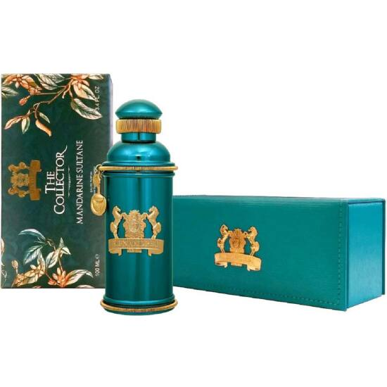 ALEXANDRE.J The Collector: Mandarine Sultane női parfüm 100ml edp
