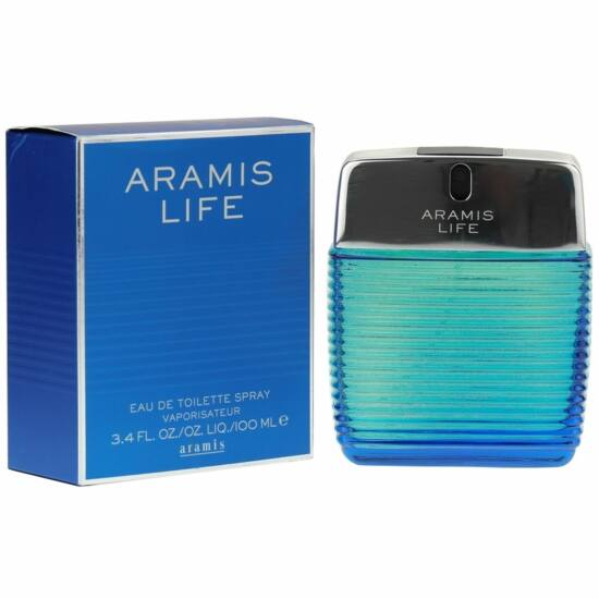 Aramis life férfi parfüm edt 100ml