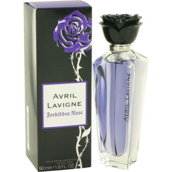 Avril Lavigne Forbidden Rose  női parfüm edp 50ml
