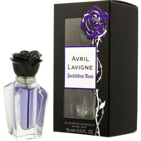 Avril Lavigne Forbidden Rose  női parfüm edp 15ml