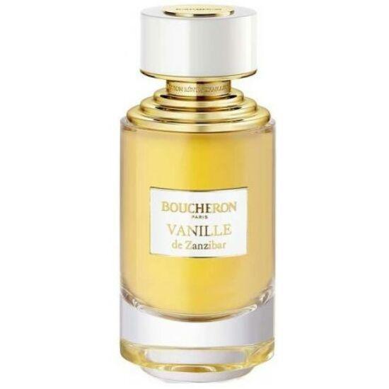 Boucheron vanille de zanzibar női parfüm 125ml teszter edp