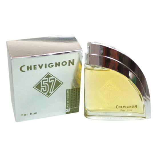 chevignon 57 for him férfi parfüm edt 100ml