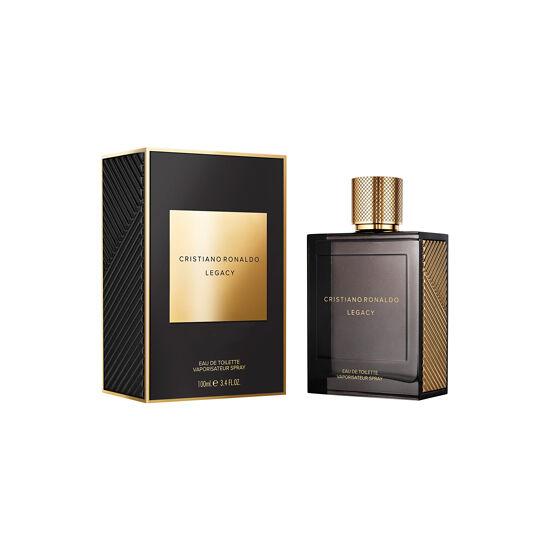 Cristiano Ronaldo : Legacy férfi parfüm 100ml edt