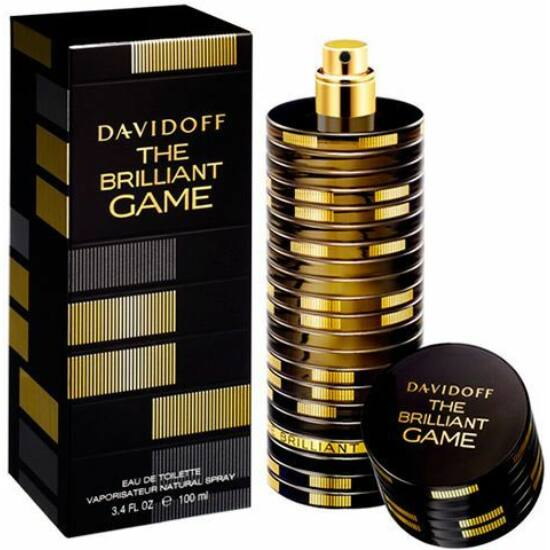 Davidoff The Brilliant Game férfi parfüm edt 100ml