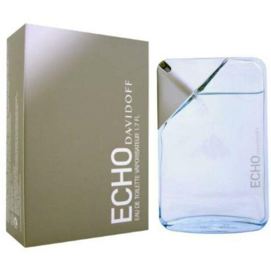 Davidoff Echo Man férfi parfüm edt 100ml + 100ml after balsam