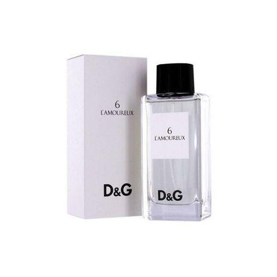 Dolce & Gabbana:Anthology 6 L'Amoureux 100ml férfi parfüm edt