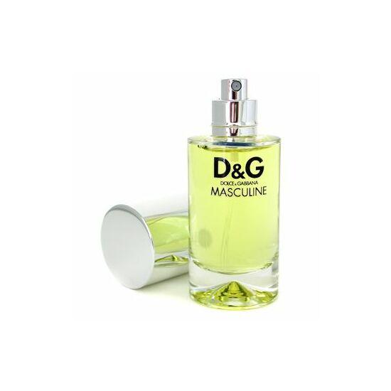 Dolce & Gabbana:Masculine férfi parfüm edt 50ml teszter