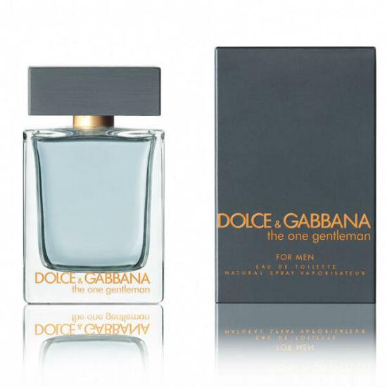 Dolce Gabbana The One Gentleman edt 50ml férfi parfüm