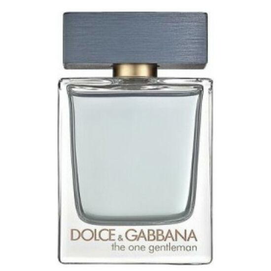 Dolce Gabbana The One Gentleman edt 100ml teszter férfi parfüm