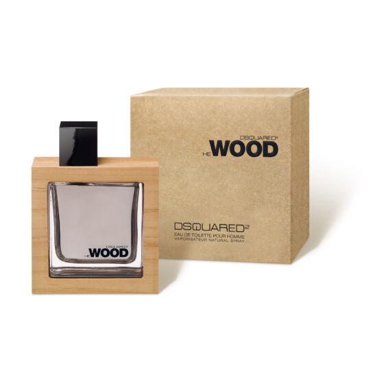 Dsquared2 He Wood EDT 100ml teszter férfi parfüm