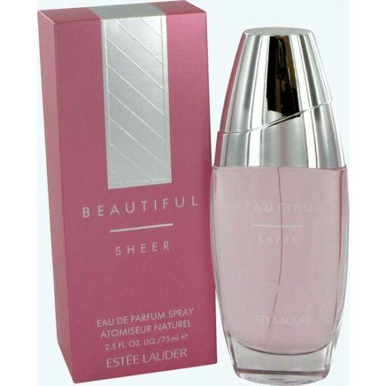 Estée Lauder:  Beautiful Sheer  női parfüm edp 30ml