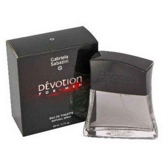 Gabriela Sabatini Devotion for men  férfi parfüm edt 75ml teszter
