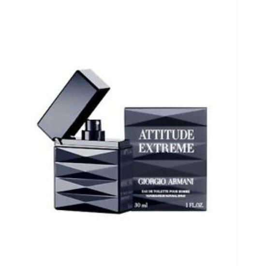 Giorgio Armani Attitude Extreme férfi parfüm edt 30ml