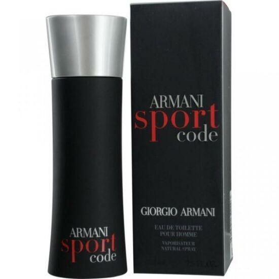 Giorgio Armani Code Sport férfi parfüm edt 50ml