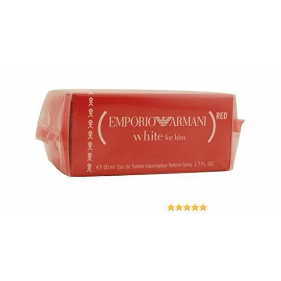 Giorgio Armani Emporio Armani White for Him RED EDT 50ml férfi parfüm