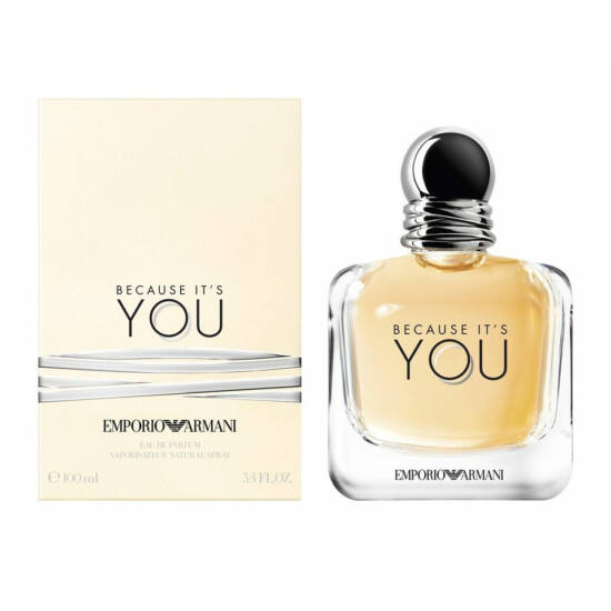 Giorgio Armani : Because It's You női parfüm edp 50ml